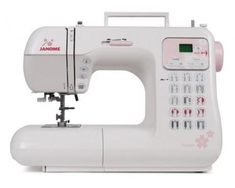Компьютеризированная швейная машина Janome DC4030