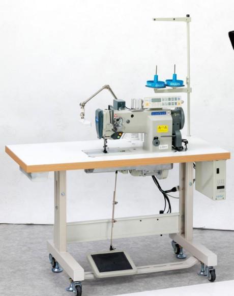 Швейная машина с тройным транспортом Garudan GF-130-446H