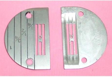 Игольная пластина 00867-001