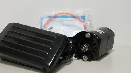 Электромотор бытовой машины  D-variklisB