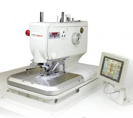 Электронная швейная машина для выполнения петли с глазком AMF REECE ES-505