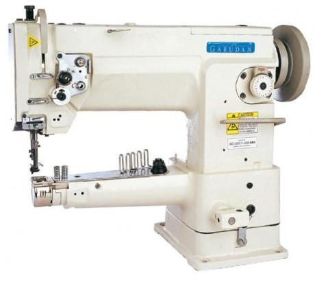 Рукавная швейная машина для бортовки (окантовки) деталей Garudan GC3317