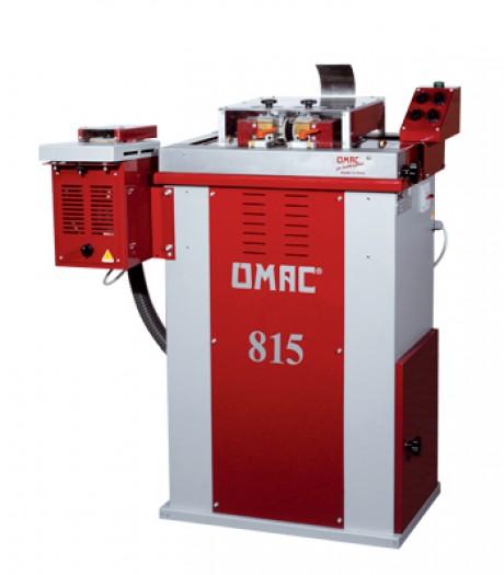 OMAC 815 Машина для горизонтальной зачистки и полировки кромок