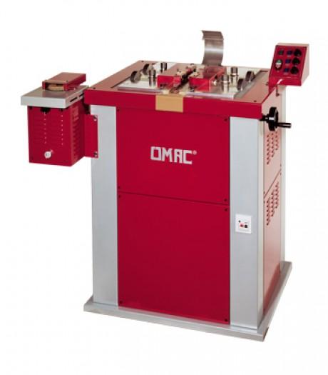 OMAC 850 Машина для зачистки и полировки кромки (электронное управление)