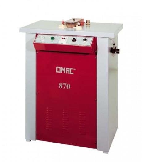 OMAC 870 Машина для зачистки и полировки кожаных деталей