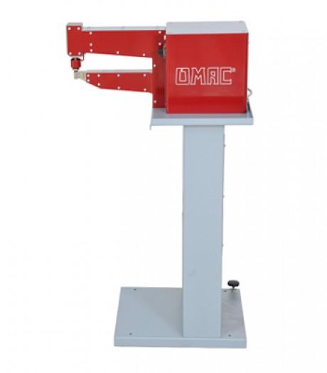 OMAC 355 машина для разглаживания шва
