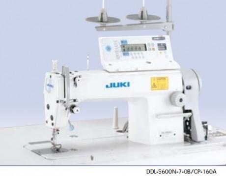 Промышленная швейная машина JUKI DDL-5600N (-7) с увеличенным вдвое челноком