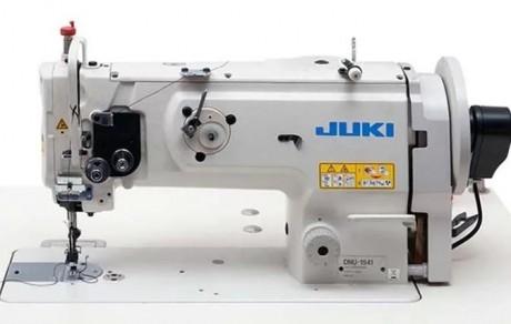 1-игольная машина с игольным продвижение материалов и горизонтальной осью челнока JUKI DNU-1541/X55268