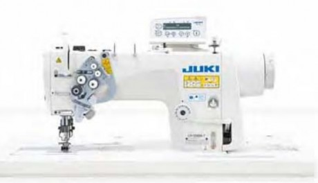2-х игольная швейная машина челночного стежка с сухой головой JUKI LH-3528A(-7)  JUKI LH-3578A(-7)