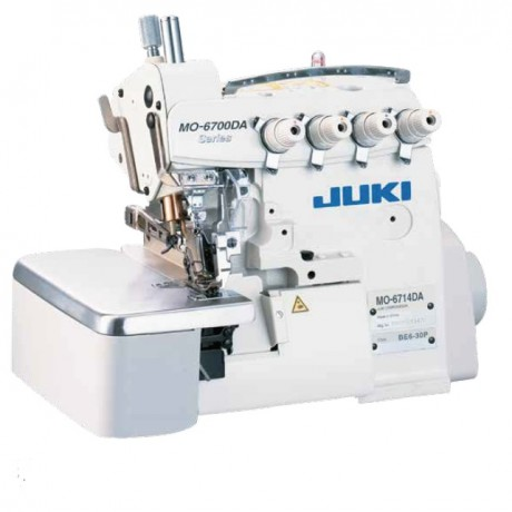 Оверлок JUKI серии MO-6700DA