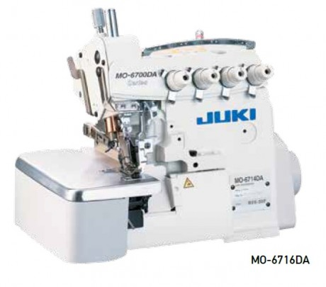 Оверлок JUKI MO6700DA-30P