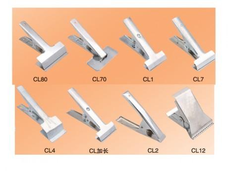 Зажим для ткани CL80