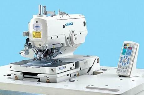 JUKI MEB-3200 Швейная машина для обметывания петель с глазком