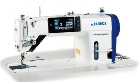 JUKI DDL-9000C Однаигольная швейная машина с прямым приводом и обрезкой нити.
