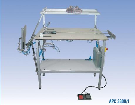 Полуавтоматическое складывание сорочек Rotondi APC 3300 Series