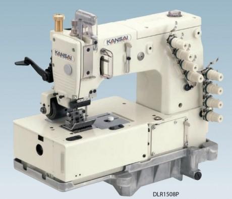 KANSAI SPECIAL DLR1508P 4-х игольная машина цепного стежка для притачивания пояса