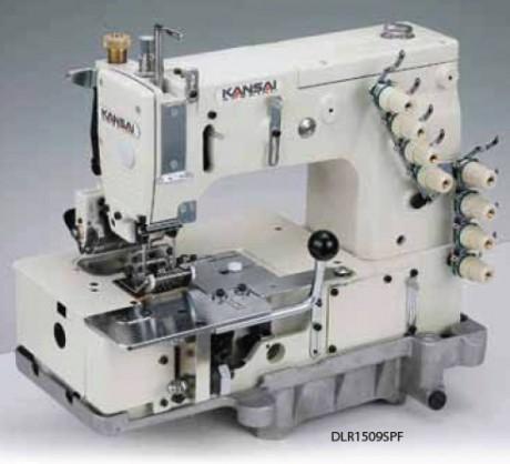 KANSAI SPECIAL DLR1509SPF 4 (6) игольная машина цепного стежка для сложных поясов