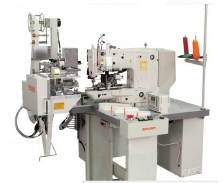 Швейный автомат для сшивания плоской резинки в кольцо SIRUBA ASP-EBJ100
