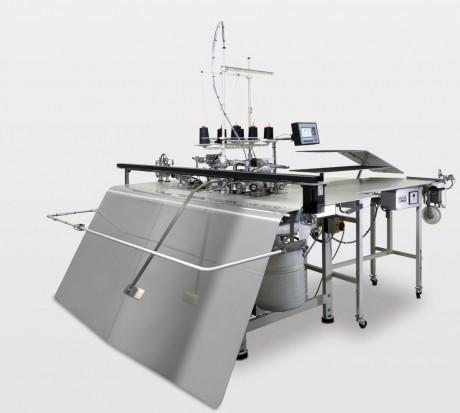 Швейный автомат для брюк и юбок двухголовочный BASS-2565