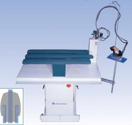 ROTONDI TAR U-162 Гладильный стол для раскалывания шва спинки и боковых швов пиджака