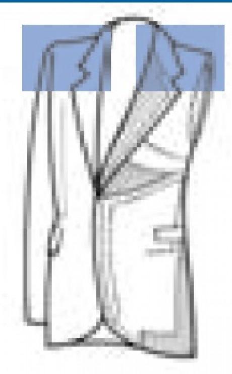 ROTONDI TAR G-128 Гладильный стол для раскалывания плечевого шва пиджака