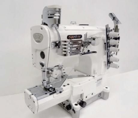 KANSAI SPECIAL NR9803GA Рукавная плоскошовная машина
