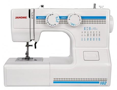 Электромеханическая швейная машина Janome 102