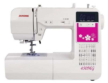Компьютерная швейная машина Janome MG 450