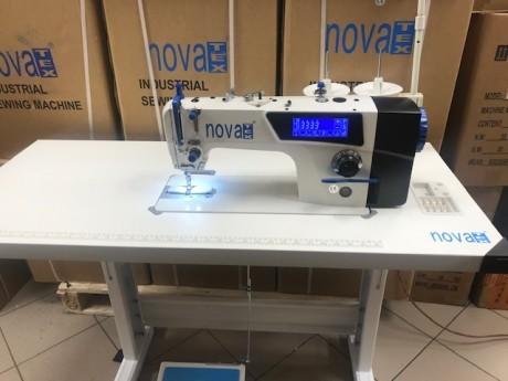 Швейная машина с закрытой системой смазки NOVATEX Z9