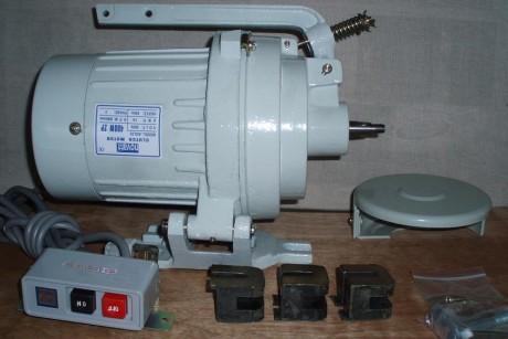 Асинхронный электродвигатель фрикционного типа 380В