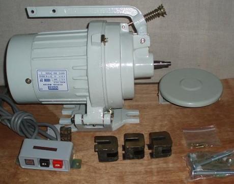 Асинхронный электродвигатель фрикционного типа 220В