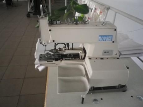 Пуговичная машина Novatex NS-373
