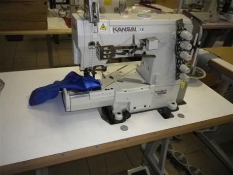 Плоскошовная машина KANSAI SPECIAL RX-9803CL