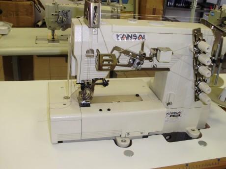 Плоскошовная машина KANSAI SPECIAL WX8803D