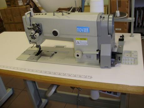 Двухигольная швейная машина NOVATEX NS-842
